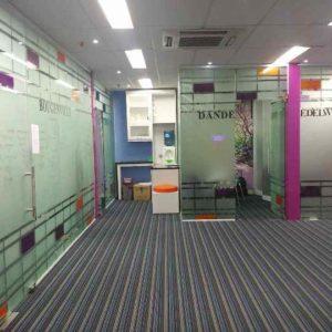 kantor bimbel lavender